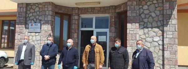 TDP Genel Başkanı Beycan İlyas'dan Merkez Jupa ziyareti МК